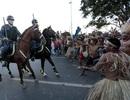 Brazil náo loạn vì biểu tình và đình công trước thềm World Cup