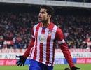 Diego Costa lỡ hẹn với chung kết Champions League