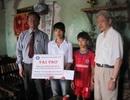 Cty cổ phần sữa Việt Nam Vinamik tài trợ toàn phần 4 năm học cho nữ sinh mồ côi đỗ ĐH