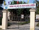 Phó Phòng GD cấm PV ghi âm và từ chối cung cấp biên bản