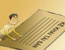 Doanh nghiệp giao thông kỷ luật cán bộ vi phạm kê khai tài sản