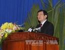 Chủ tịch nước: Cán bộ phải đặt đất nước lên trên lợi ích cá nhân để phấn đấu