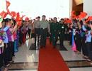 Bộ trưởng Quốc phòng Việt Nam – Trung Quốc gặp gỡ trong chương trình giao lưu biên giới