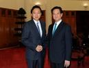 Cựu Thủ tướng Nhật ấn tượng về sức phát triển của Việt Nam
