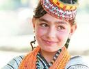 Thiếu nữ bộ tộc Kalash đẹp như người Châu Âu