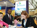 Sẵn sàng cho Lễ khai mạc Hội chợ Du lịch quốc tế Việt Nam - VITM Hanoi 2014