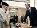 """Tân thủ tướng Hi Lạp cam kết """"hi vọng"""" khi nhậm chức"""