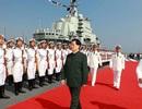 Trung Quốc phái tàu khu trục hải quân tới Senkaku/Điếu Ngư