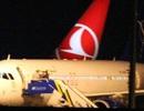 Chiến đấu cơ Thổ Nhĩ Kỳ chặn máy bay Syria