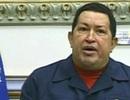 Bệnh ung thư tái phát, Tổng thống Chavez đề xuất người kế nhiệm