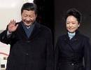 """Mẫu thời trang của đệ nhất phu nhân Trung Quốc được """"độc quyền"""""""