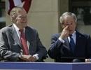 Cựu Tổng thống Bush khóc khi khai trương thư viện mang tên mình