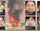 Lộ diện 5 nghi phạm tấn công khủng bố Thiên An Môn
