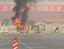 Vụ lao xe vào Thiên An Môn: 2 nghi phạm tới từ Tân Cương