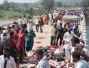 Giẫm đạp kinh hoàng ở Ấn Độ, hơn 90 người chết