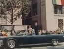 Sự thật bất ngờ về chiếc limousine trong vụ ám sát Tổng thống Kennedy