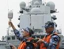 Trung Quốc thử khả năng chiến đấu của tàu sân bay Liêu Ninh
