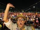 """Thủ lĩnh biểu tình Thái Lan kêu gọi """"trận chiến cuối cùng"""" vào thứ hai"""