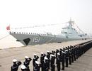 """Hải quân Trung Quốc phát triển """"nhảy vọt"""" năm 2013"""