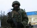 "Ukraine tố Nga ""xâm lược quân sự"" ở Crimea"
