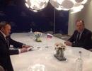 Nga-Ukraine lần đầu tiên đàm phán