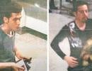 Công bố ảnh 2 người Iran dùng hộ chiếu giả trên máy bay Malaysia