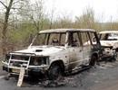 """Nga """"nổi giận"""" trước vụ nổ súng chết người ở đông Ukraine"""