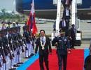Chùm ảnh: Lễ đón tiếp Thủ tướng Nguyễn Tấn Dũng tại sân bay Philippines