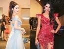 Hoa hậu Giáng My trẻ đẹp bên Hoa hậu thế giới