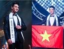 """Những hình ảnh ấn tượng khi đại diện Việt Nam trở thành """"Nam vương toàn cầu 2015"""""""