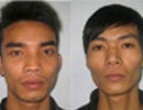 Bắt 2 đối tượng chuyên trộm trong các trường học ở miền Trung