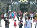 Lượng khách thăm di sản Huế tăng mạnh trong 4 ngày nghỉ lễ