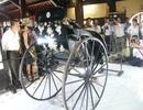 Cận cảnh chiếc xe kéo của vua Thành Thái đã trở về Việt Nam