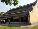 Hoàn thành tu bổ nơi thờ các bậc thân huân có công triều Nguyễn