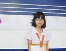"""Học viên """"nhí"""" xuất sắc của EZ Learning Huế đạt giải 3 Olympic """"Tài năng tiếng Anh"""" toàn quốc 2015"""