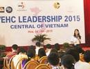 Hội thảo chia sẻ kinh nghiệm của quản lý buồng phòng miền Trung