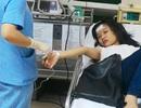 Nữ sinh bị ngất xỉu vì nắng nóng tiếp tục nhập viện ở buổi thi cuối
