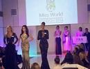 VTV phát sóng trực tiếp cuộc thi Hoa hậu Thế giới 2014