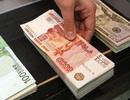 Đồng Rúp mất giá chóng mặt sau khi Nga bất ngờ hạ lãi suất