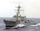 Mỹ lo ngại sau khi Iran bắt giữ một tàu chở hàng trên vịnh Ba Tư