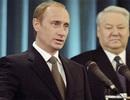 Những dấu mốc trong 15 năm cầm quyền của Tổng thống Putin