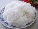 Phát hiện thêm các chất tẩy trắng trong bún