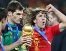 Puyol thất vọng cùng cực vì tan mộng tham dự Euro 2012