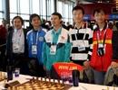 Cờ vua Việt Nam lập thành tích xuất sắc tại Olympiad 2012
