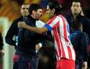 Những khoảnh khắc ấn tượng từ đại chiến Messi-Falcao tại Nou Camp