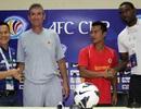 Sài Gòn XT quyết thắng Đông Bengal (Ấn Độ) tại AFC Cup
