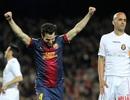 "Cesc Fabregas lập hattrick, Barcelona ""hủy diệt"" Mallorca"