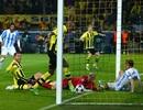 Ghi 2 bàn ở phút bù giờ, Dortmund vượt ải Malaga đầy nghẹt thở