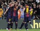 Messi lập cú đúp, Barcelona ngược dòng thắng Real Betis