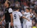 C. Ronaldo lập công, Real Madrid hạ Malaga bằng tỷ số tennis